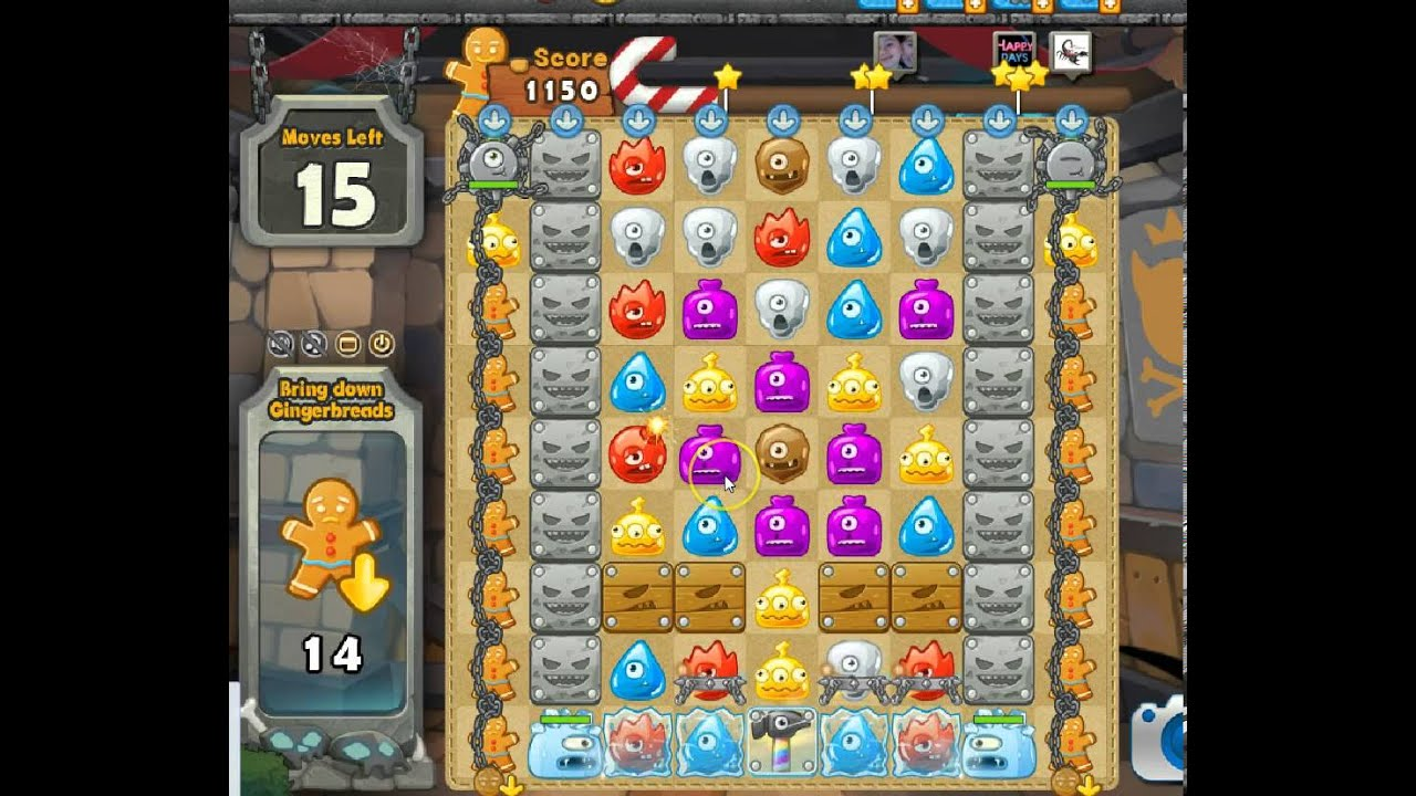 113 Level Busters Monster