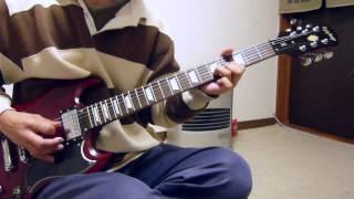 アニメ「黒神 The Animation」のOP 栗林みな実の「sympathizer」をギターで弾いてみました♪ 遅くなってしまいましたが、見て頂けると嬉しいです!
