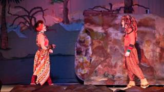КОРОЛЬ ЛЕВ | ПЕСНЯ НАЛЫ И СИМБЫ | THE LION KING | NALA SONG | CAN YOU FEEl THE LOVE TONIGHT(Мюзикл