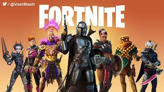 Fortnite grinding arena into Call Of Duty Cold War Grinding