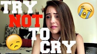 the try not to cry challenge