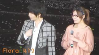 120203 Super Junior - You & I  (舞蹈教學+藝聲的女朋友)