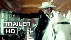 The Lone Ranger Official Trailer #3 (2013) - Johnny Depp, Armie Hammer HD Movie