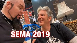SEMA 2019 with Tavarish, Edd China, Wayne Carini and more!