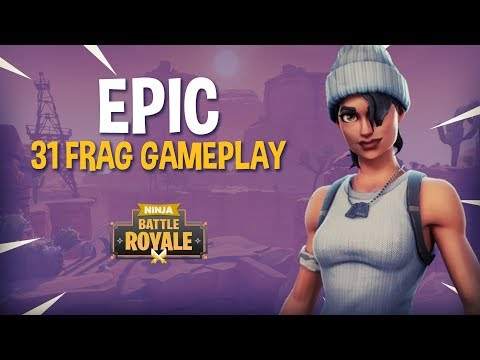 Tilted Towers: EPIC 31 Frag Game! - Fortnite Battle Royale Gameplay - Ninja