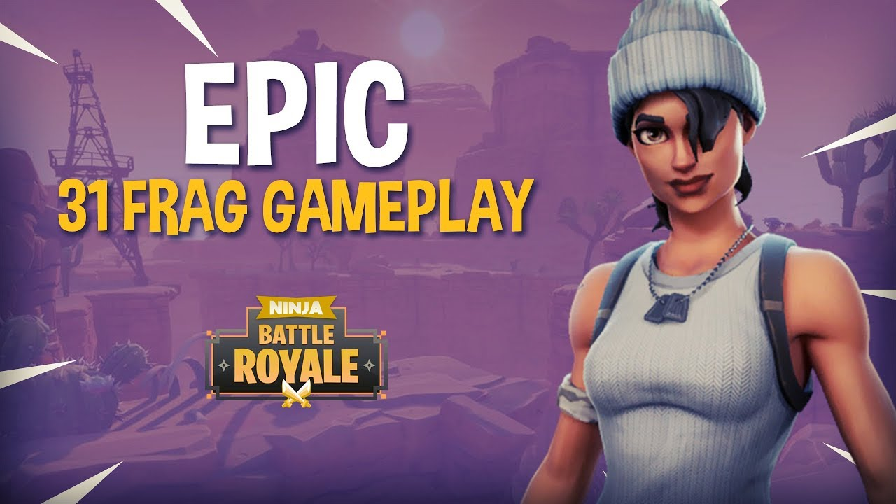 Tilted Towers: EPIC 31 Frag Game! – Fortnite Battle Royale Gameplay – Ninja