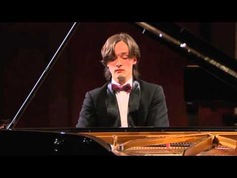 Arseny Tarasevich-Nikolaev – Scherzo in C sharp minor Op. 39 (second stage)
