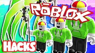 ROBLOX HACKS?!? | Roblox: TNT Rush