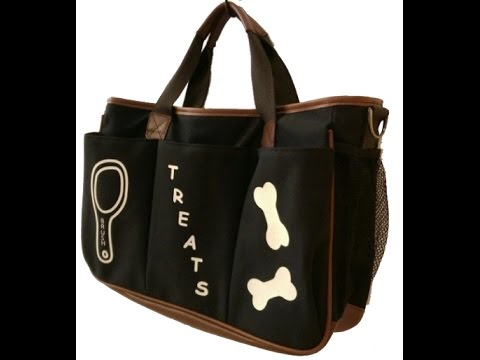 Designer Dog Overnight Bag