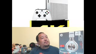 Guddang775's full review of the Xbox One S and the Lucid LS30 Universal Gaming Headset