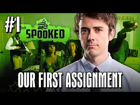 Spooked: Paranormal Professionals  EP1 Feat. Alison Haislip, Dichen Lachman