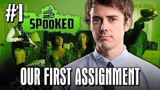 Spooked: Paranormal Professionals - EP1 [Feat. Alison Haislip, Dichen Lachman]