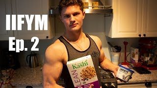Full Day Of Eating To Get Shredded | Cutting Ep. 2