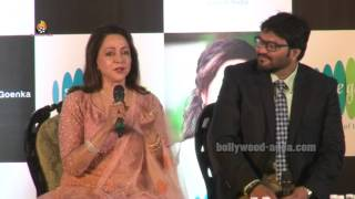 Dream Girl Hema Malini - Sholay Co-Stars Amitabh Bachchan - Dharmendra - Music Album Launch