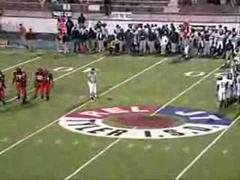 Longview vs Tyler Lee, 2006, Sherman Rosborough's 4 INTs