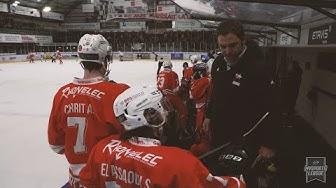 "MySports League: ""Game Day"" avec Christophe Brown | HCV Martigny"