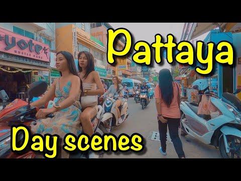 Pattaya daytime scenes