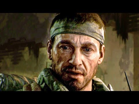 CALL OF DUTY BLACK OPS 4 All Cutscenes Full Movie Campaign