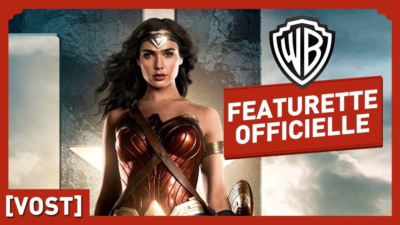 Justice League - Wonder Woman - Featurette Officielle (VOST)