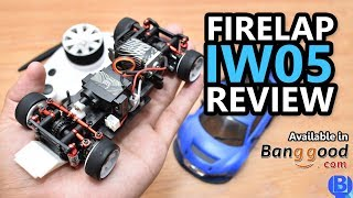 [Review] Firelap IW05 - 1/28 4WD Touring/Drift Car