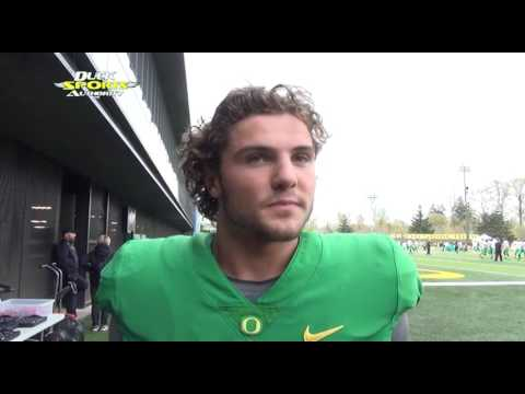 Brady Breeze evaluates spring camp