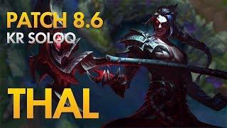 SKT T1 THAL - Kayn (Shadow Assassin) Jungle