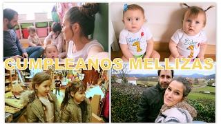 VLOG ESPECIAL MELLIZAS CUMPLEAÑOS + OS PEDIMOS AYUDA!!! + Nuestra CASA en el CAMPO ?