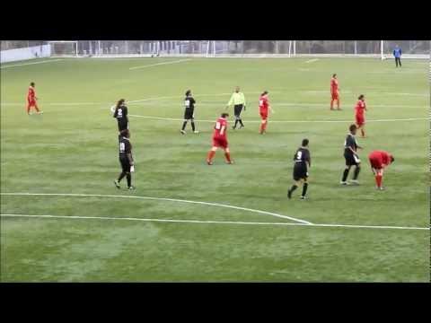 Womens Football May 19 2012