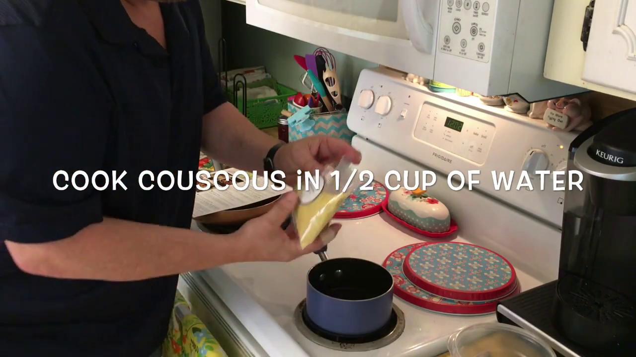 Blue apron za'atar chicken - Blue Apron Seared Chicken And Creamy Couscous