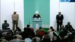 Проповедь Хазрата Мирзы Масрура Ахмада (01-10-2010)clip-2.flv