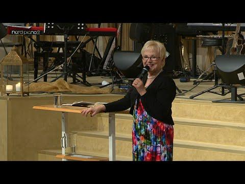 Kvällsmöte med Linda Bergling 12 mars 2016