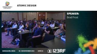JWC 2015 - Atomic Design