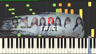 TWICE - TT Piano Cover [SHEETS]