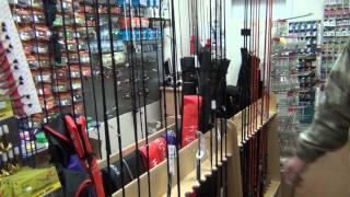 видео магазин рыболовных товаров
