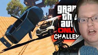 Die BESTE MAP ever! GTA Online Death Run Challenge
