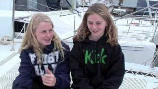 Antares Interviews Liveaboard Kids