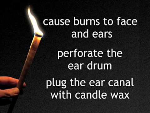 Ear Candling: Ineffective and Risky