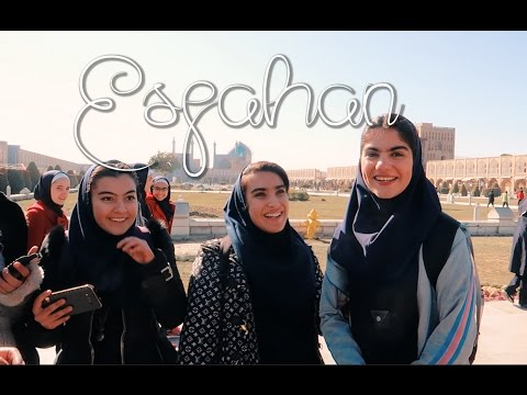 IRAN VLOG #5: 24 HOURS IN ESFAHAN