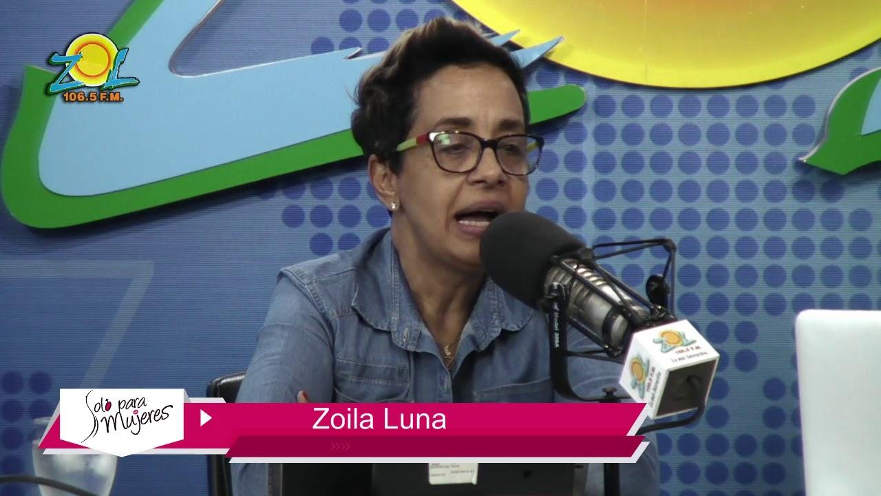 """Zoila Luna: """"A mi este tema del asesinato de la jovencita de 21 años todavía me sigue"""