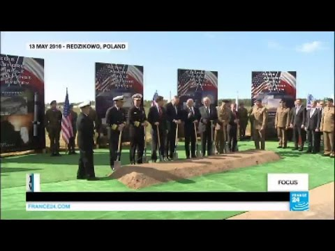 NATO summit: US missile defense facility in Poland