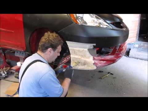 How to repair tuning. Как отремонтировать тюнинг.