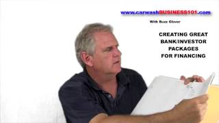 Financing Your Car Wash How To Put A Great Bank Package Together