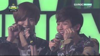 EXO 엑소: Aegyo, Bbuing Bbuing, and Gwiyomi Compilation