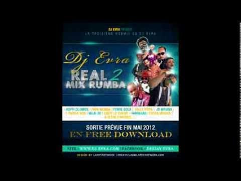 TEASER REAL 2 MIX RUMBA !!!! avec Deejay Evra aka Colonel Kaddh'Afro !!!!