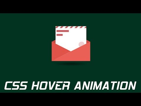 Css Hover Effects Tutorial | Cool css effects 2019 | Css animation thumbnail