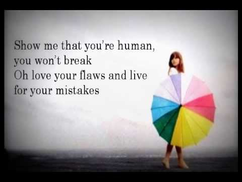 Gabrielle Aplin ~ Human (Lyrics)