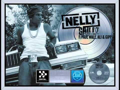 Nelly ft. Paul Wall, Ali  amp;amp; Gipp - Grillz