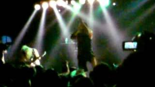 Unearth - Bloodlust Of The Human Condition (live)