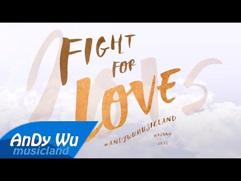 "Mashup 2015 ""Fight For Love"" (Official Lyrics Video)"