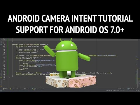 Upgrading android camera intent app to nougat (7.0+) replacing File://Uri with content://Uris